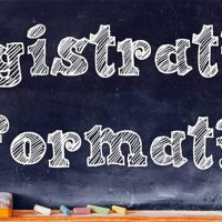 School Registration 2018-19